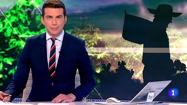 Jerónimo Fernández nuevo presentador del Telediario Matinal en Televisión Española