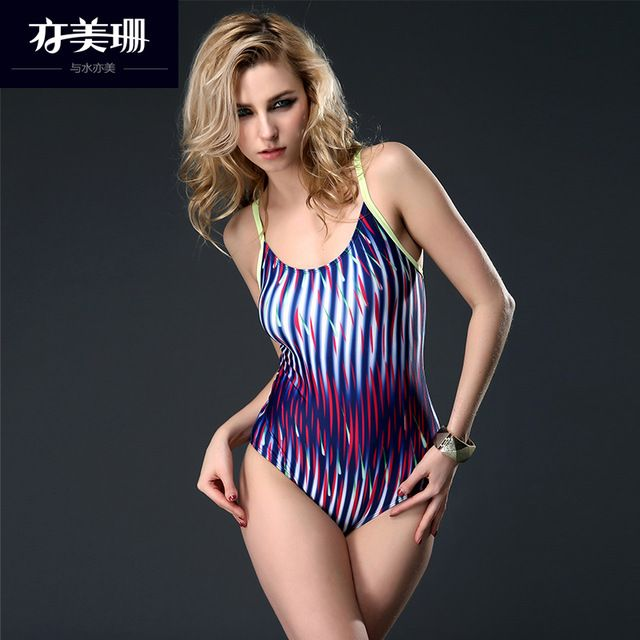 Meishan brand swimsuit Siamese thin cover belly woman professional sports small chest gather conservative spa swimsuit US $61.30 Specifics Material	Spandex Pattern Type	Animal Support Type	Wire Free With Pad	No Gender	Women Item Type	One Pieces Time to market	In the spring of 2015 Color classification	Purple The article number	YMS156844 Style	Triangle one  Click to Buy :http://goo.gl/t9O329
