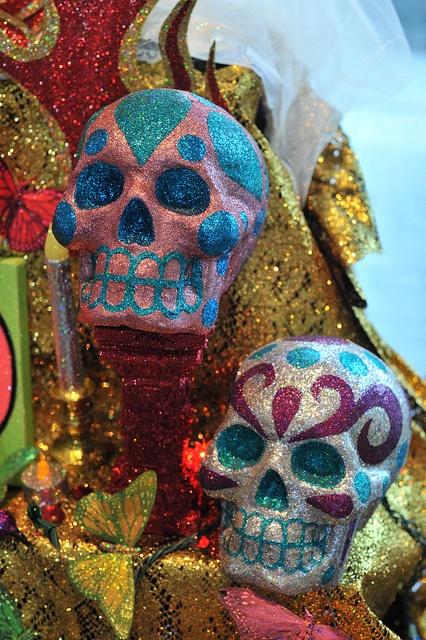 101 best Dia de los Muertos images on Pinterest | Skull