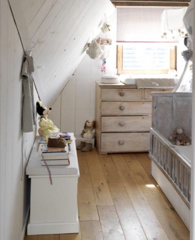 """This sweet childrens bedroom is from our feature """"Wintery Manners"""