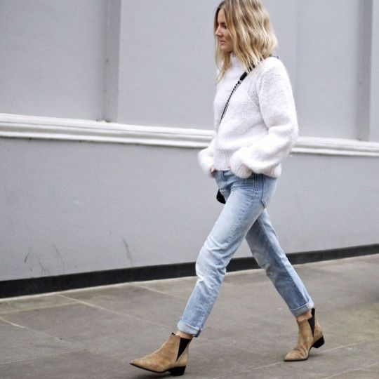 Lucy Williams street style