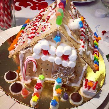 #gingerbreadhouses #christmas #navidad #kids #casasdejengibre