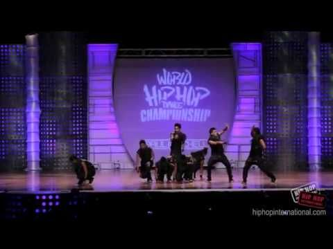 World Hip Hop Dance Championships 2012 - The Crew