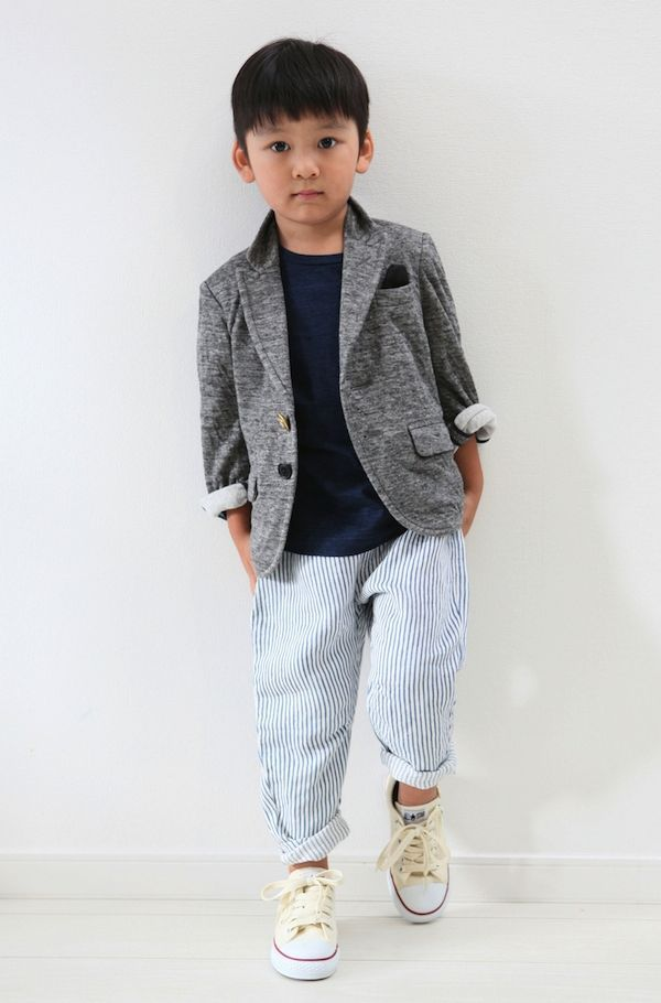 Japanese fashion for kids ARCH and LINE 2013 Spring and ...