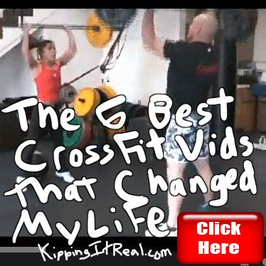 [NEW POST] The 6 Best CrossFit Videos That Changed My Life - Read here: http://kippingitreal.com/vids/the-6-best-crossfit-videos-that-changed-my-life/ #KippingItReal