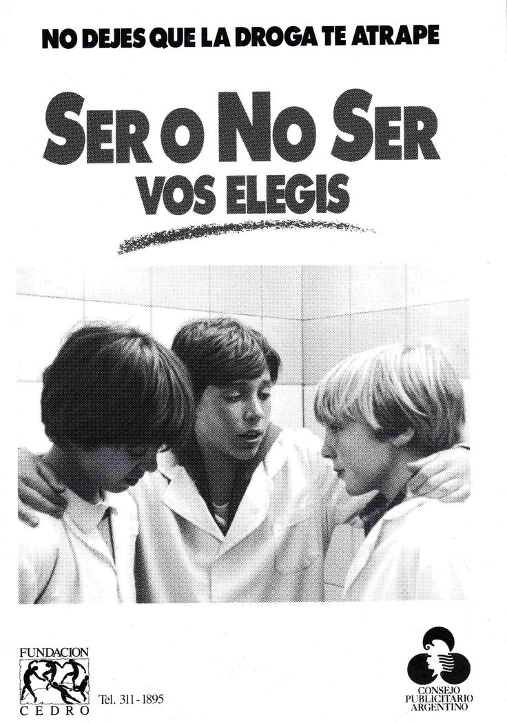 """""""Ser o no Ser. Vos elegís-2""""-1989"""