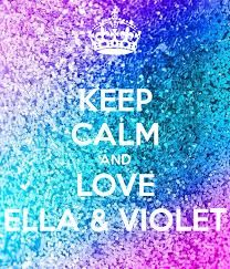 Image result for keep calm and love ella
