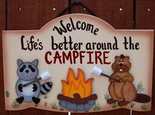 Camping & RV Signs