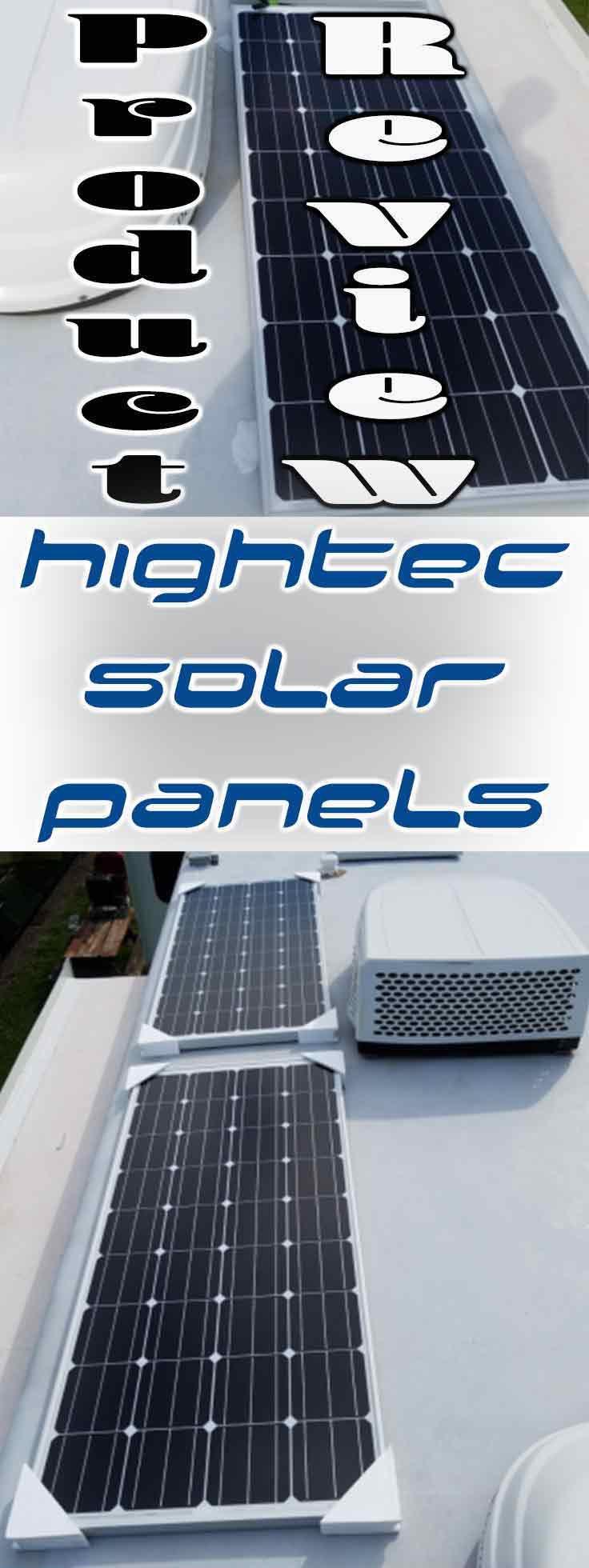 Always On Liberty Review HIGHTEC Solar Panels   Heartland RV Blog