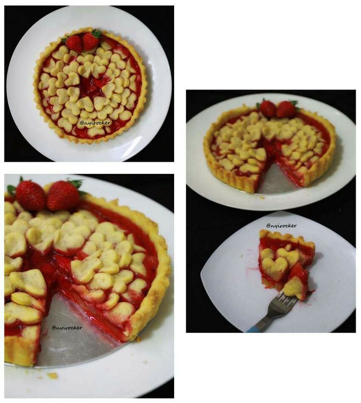 Pie Strawberry