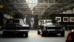68 Dodge Charger & '68 Ford Mustang - Bullitt