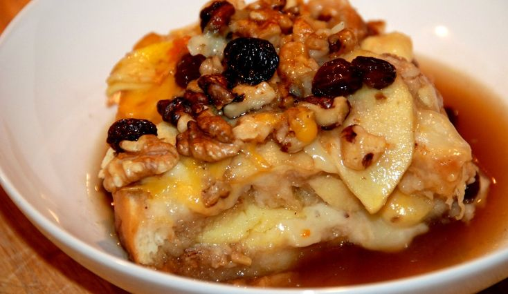 Need to try this Capirotada, looks amazing (hispanic dish usually made for Lent)