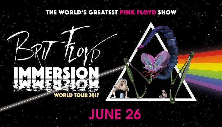 I just entered for a chance to win 2 tickets to see Brit Floyd at Fox Performing Arts Center on June 26th!