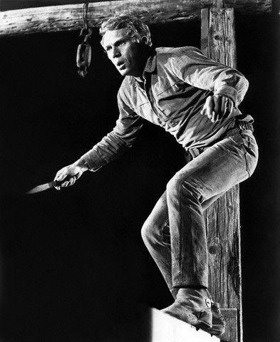 Steve as Nevada Smith