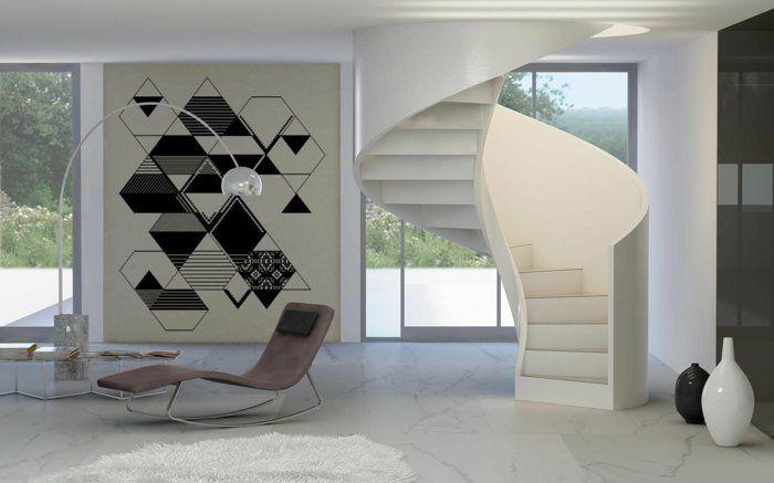 50 best escalier images on pinterest. Black Bedroom Furniture Sets. Home Design Ideas