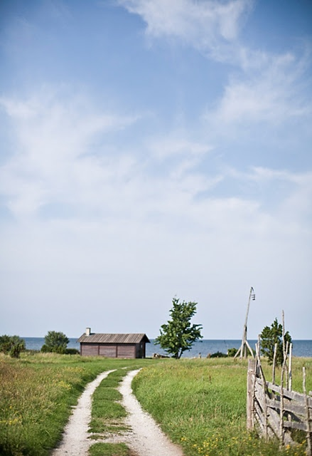 The Island of Gotland, Sweden