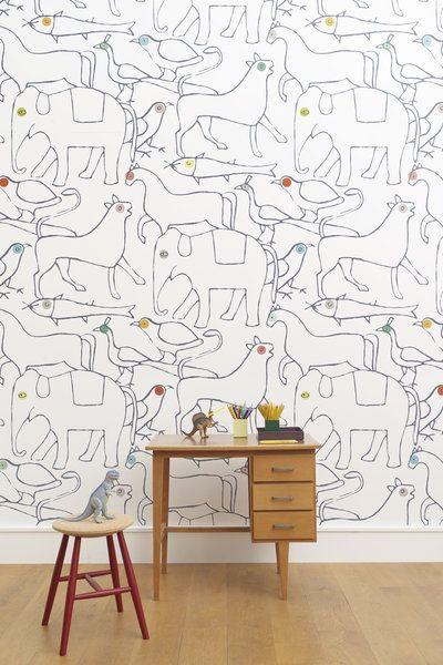 les 25 meilleures id es de la cat gorie papier peint de. Black Bedroom Furniture Sets. Home Design Ideas