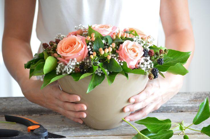 Die besten 25 Brautstrau apricot Ideen auf Pinterest  Hochzeitsblumen apricot Brautstrau