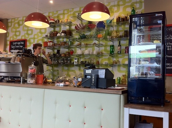 Ginger's Coffee Studio Goodwood