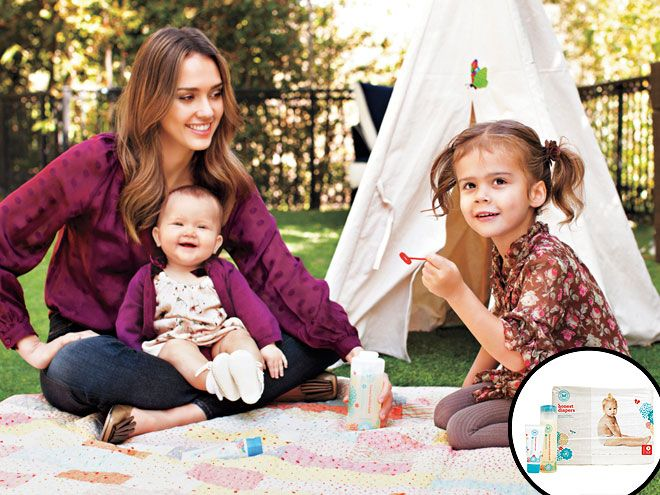 """JESSICA ALBA: START A COMPANY    While shopping for eco-friendly baby products for daughter Honor, 4, the actress quickly realized, """"I was spending all this money for something that doesn't work and is not cute."""" So shortly after daughter Haven, 1, was born,"""