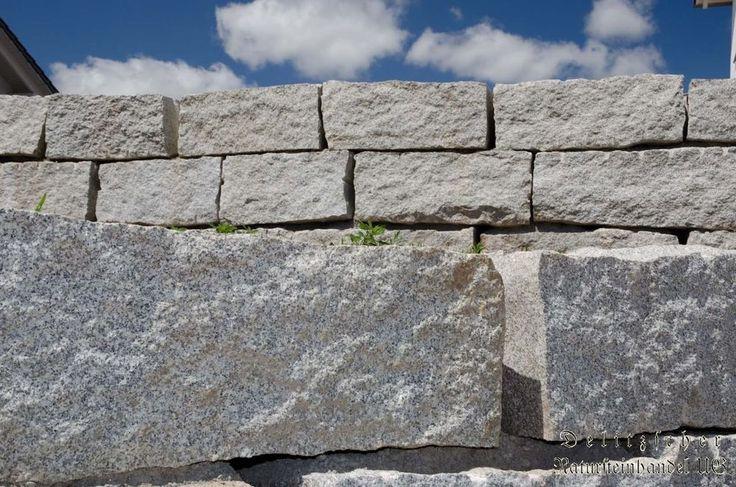 die besten 25 granit mauersteine ideen auf pinterest granit blockstufen muschelkalk pflaster. Black Bedroom Furniture Sets. Home Design Ideas