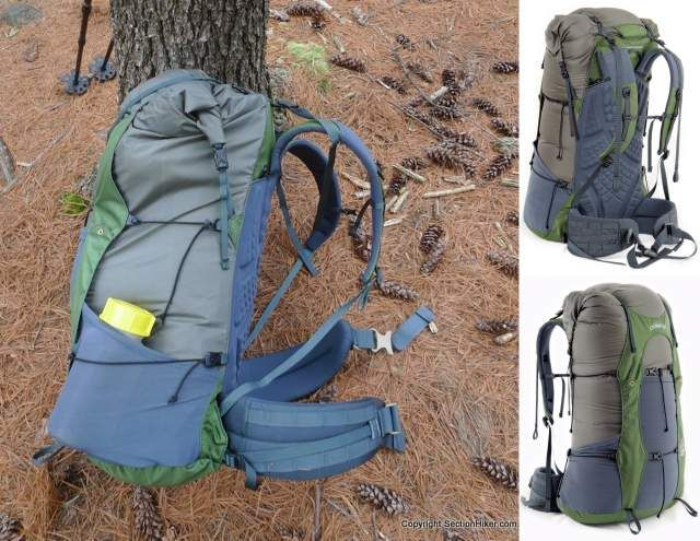 The Top 5 Ultra-Lite Backpacks for Long-Distance Backpacking Section Hiker