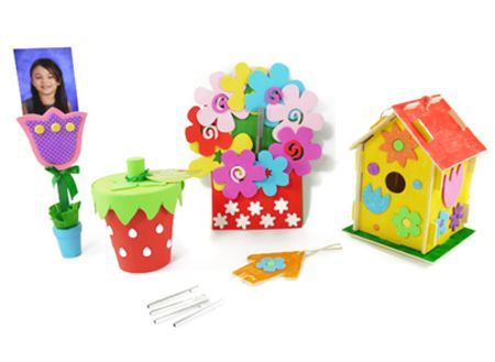 Monthly Craft Boxes For Kids Green Kid Crafts Subscription Box