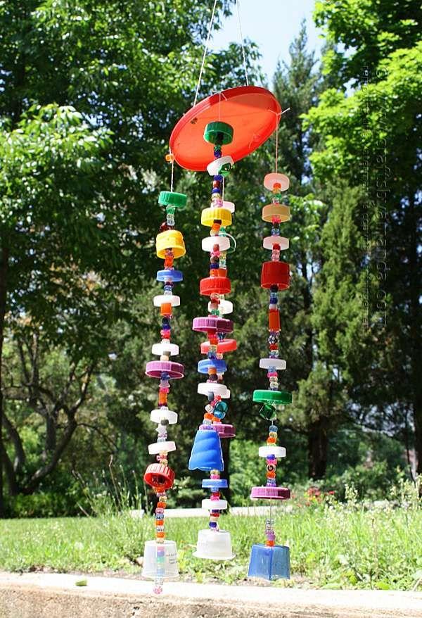 Carillon pour le jardin