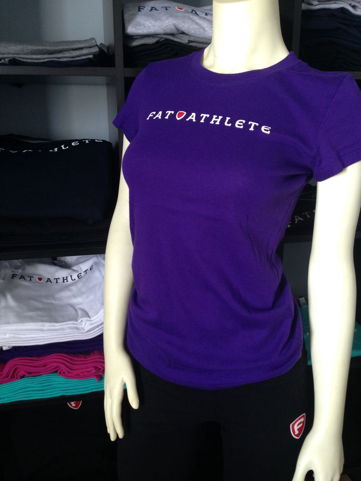 Shirt Sale  ~  Order from Facebook today!  https://www.facebook.com/pages/Fat-Athlete/134312206610021