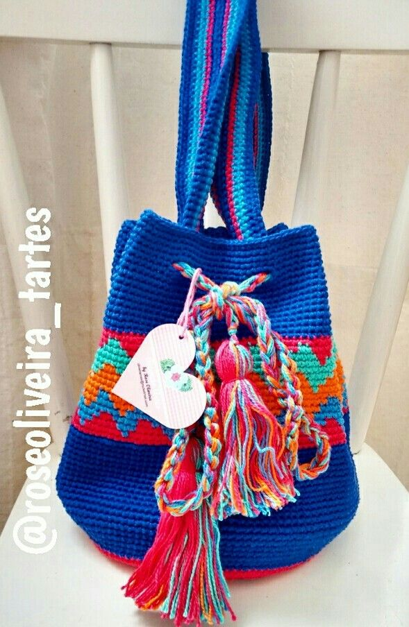 wayuu bag royal