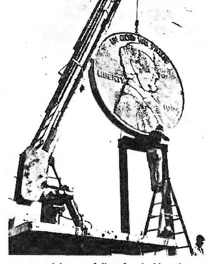 Sudbury 1965 Big Penny