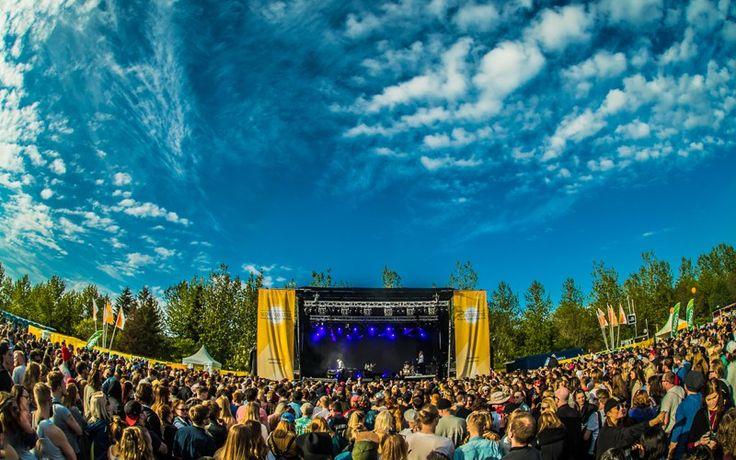 Iceland: Music Festival Under The Midnight Sun