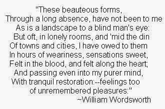 William Wordsworth....Tintern Abbey