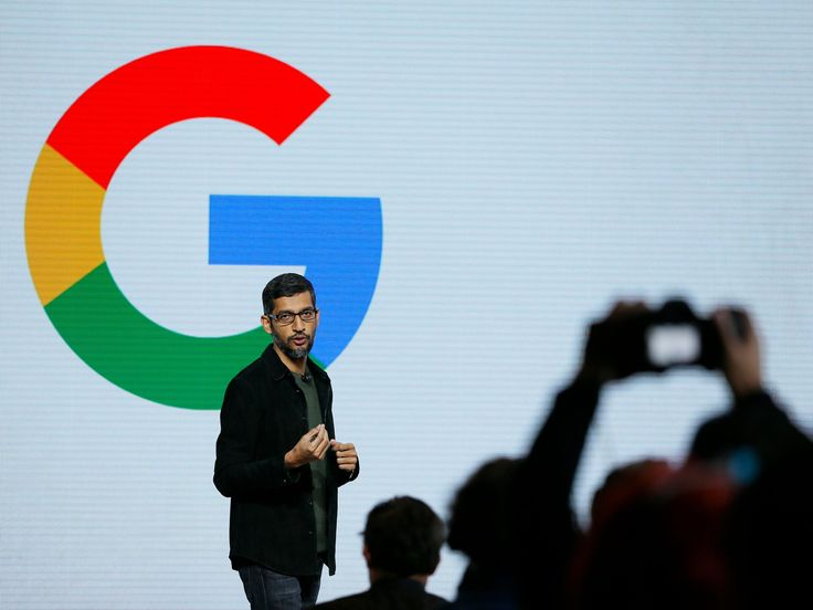 Google's CEO didn't have an answer for a potentially huge weakness in its business (GOOG GOOGL)