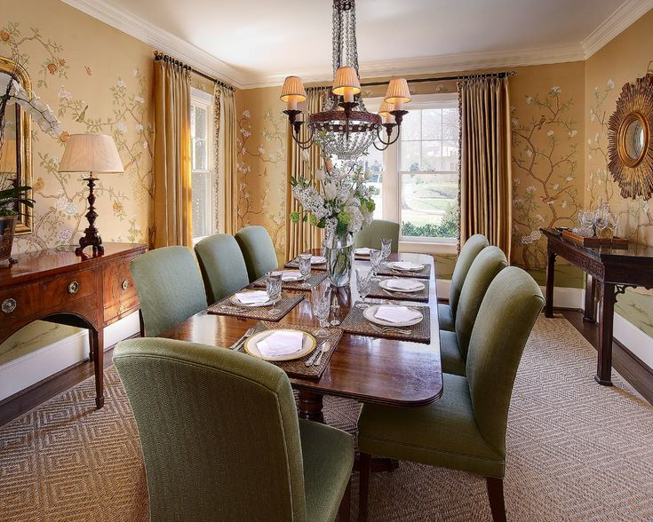 Gorgeous Dining Room Ideas With Modern Wallpaper Interior Design Gorgeous Dining  Room Ideas Small Dining Room