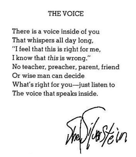 My Arm Is Dedicated To My Childhood Shel Silverstein Was: 20 Best Poetry Images On Pinterest