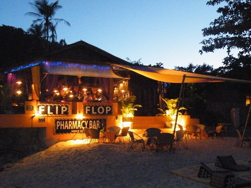 The Flip Flop Pharmacy Bar, Thong Nai Pan Yai