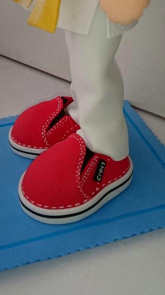 Zapatos goma eva