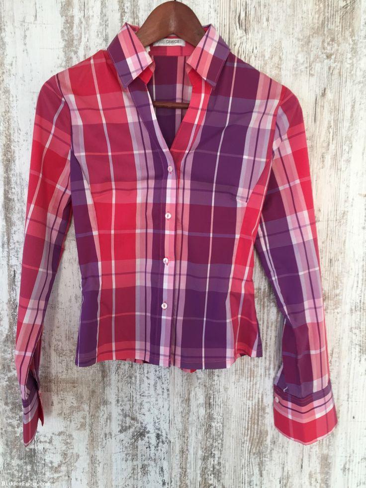 Nara Camicie - Italian Shirt / Košeľa / IngElegant women shirt Made in Italy
