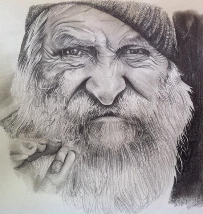 Drawing... Fran Villarroel