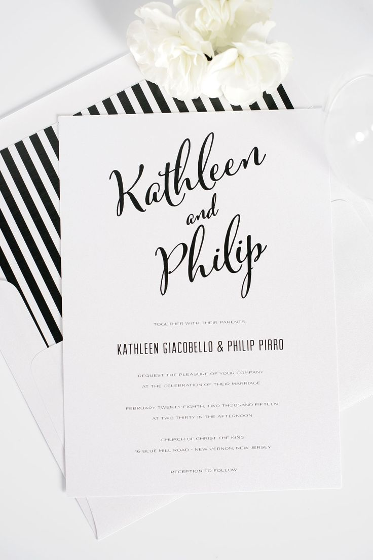 88 best Wedding Stationary images on Pinterest Wedding