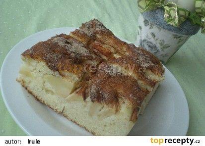 Sladká skořicová rychlovka recept - TopRecepty.cz