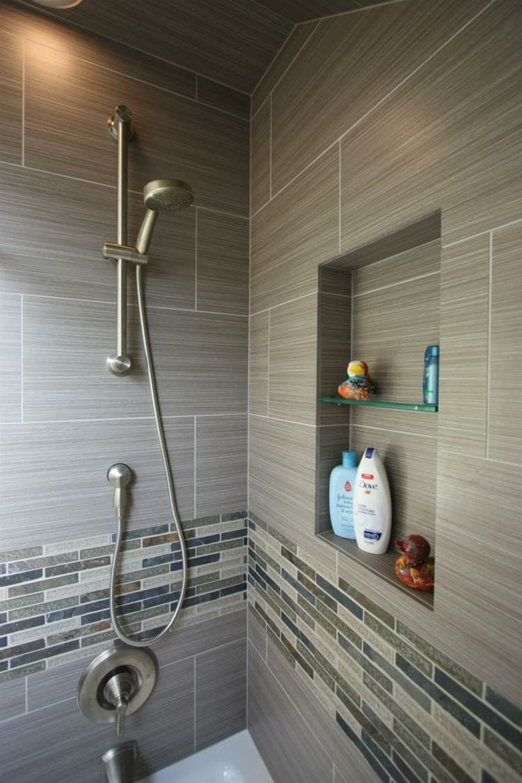 The bathroom remodel gray tile up there is used allow the decoration of your home interior to be more stunning. Description from susint.com. I searched for this on bing.com/images