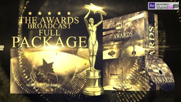 Videohive - The Awards 19248674 - Free Download