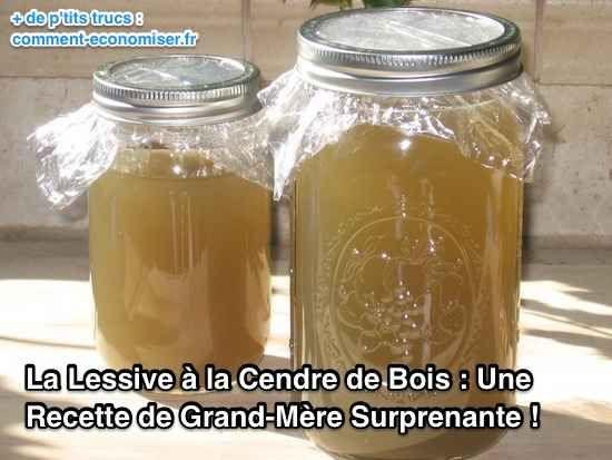 La Lessive à la Cendre de Bois : La Recette de Grand-Mère Surprenante et Efficace !