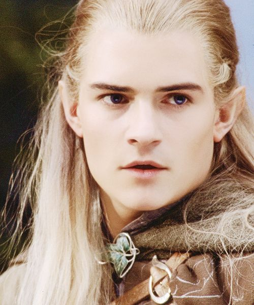 Legolas, the good days when we stayed up watching Lord of the Rings. Oh he was so cute to me then. LMAO love you mama :)