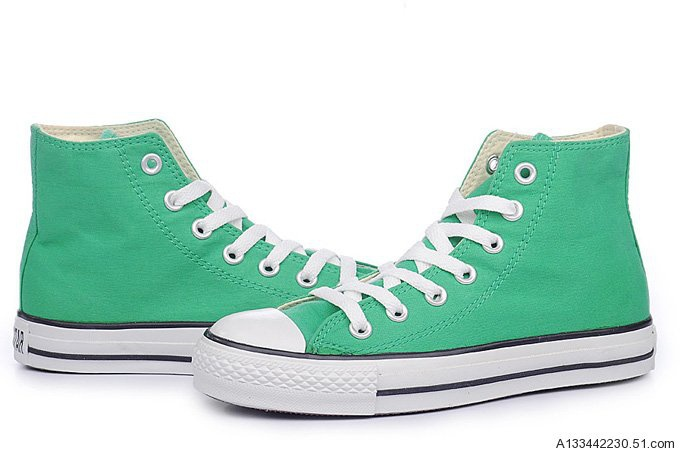 I don't like high tops but I'd wear these:)
