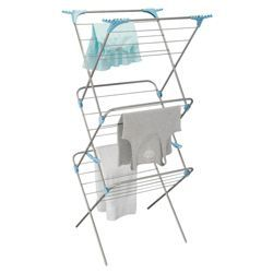 Buy Minky 3 Tier Airer With Flip Outs from our Indoor Airers range - Tesco.com - PRICIER