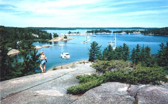 Lake Huron and The Marvelous North Channel - SailNet Community
