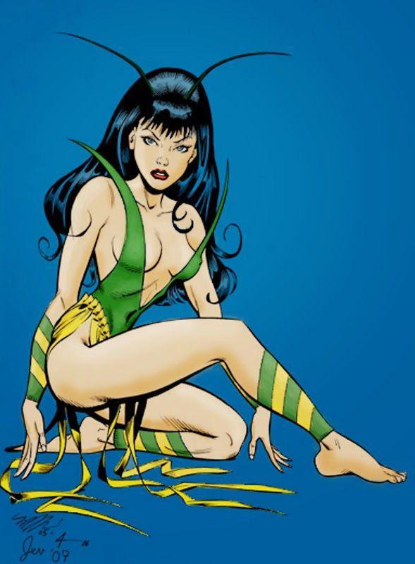 Universo HQ: MANTIS (Marvel Comics)   Dc & Marvel   Mantis ...